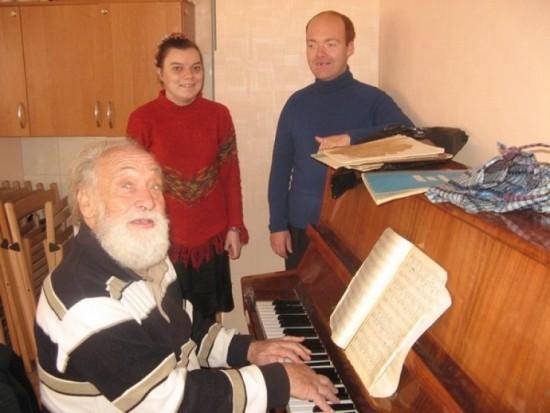 Оздоровительный вокал в Алчевской духовной лечебнице