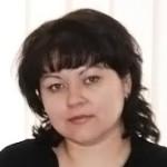 Тертышная Анастасия Николаевна