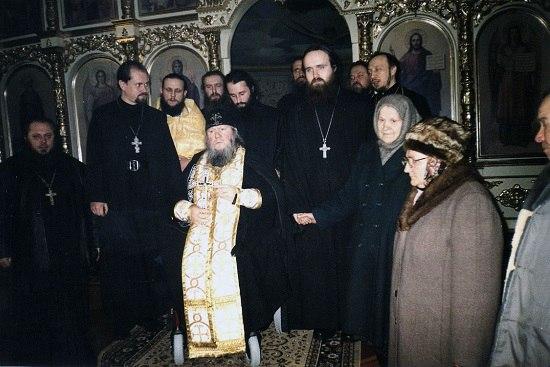 К дню Ангела Старобельского старца, схиархимандрита Кирилла (Михличенко)