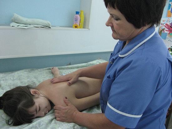 Немного о массаже в Алчевской лечебнице
