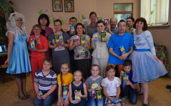 1 июня в Алчевской духовной лечебнице