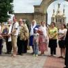 Видео-ролик встречи иконы в Алчевской духовной лечебнице