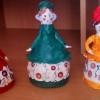 Душевная дымковская игрушка руками воспитанников Алчевской лечебницы