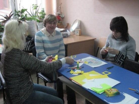 Первые победы на занятии реабилитолога в Алчевской лечебнице